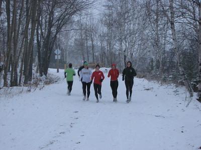 Nov Snow Practice'08