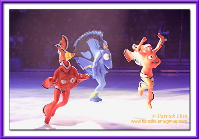Disney on Ice - Finding Nemo