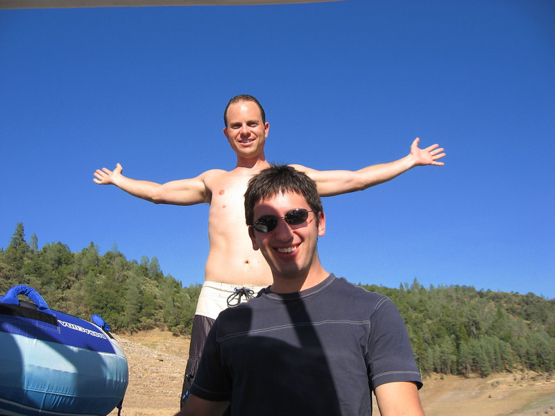 Aaron and Alan, a different AA