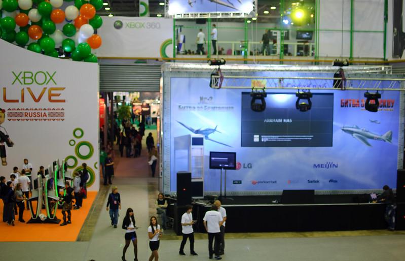 1C-Softclub at Igromir 2010