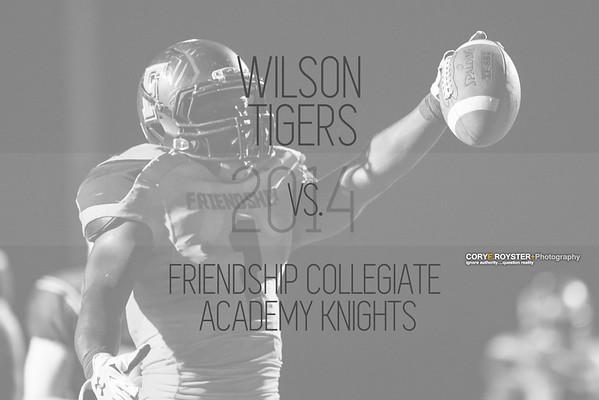 Friendship vs Wilson