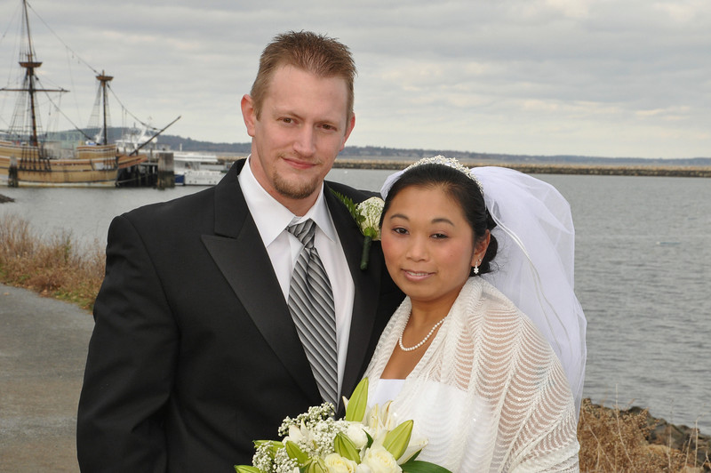 Amy & Brian - 12/3/2011