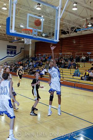 DHS 9th Boys Basketball 02-02-2013
