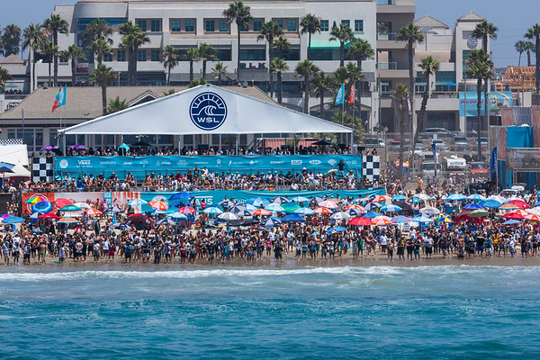 US Open Of Surfing 2018