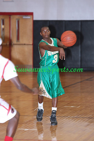 Suwannee High School Basketball 2010-11 Guys
