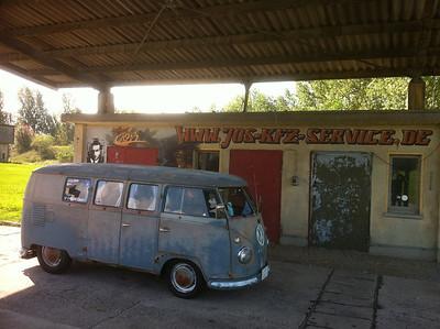 Zdeněk's '57 Bus