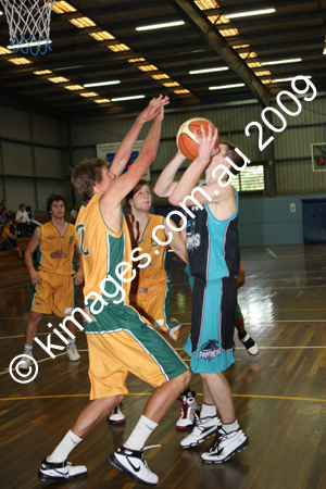 Penrith Vs Comets 18-4-09