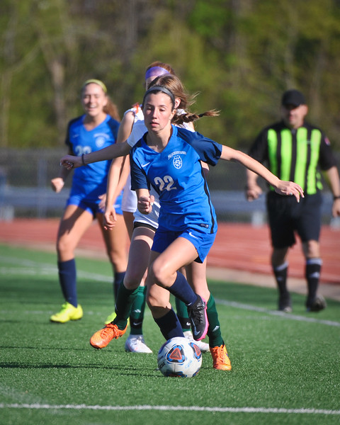 JV Girls vs Pattonville 4/13/2021 Win 5-0
