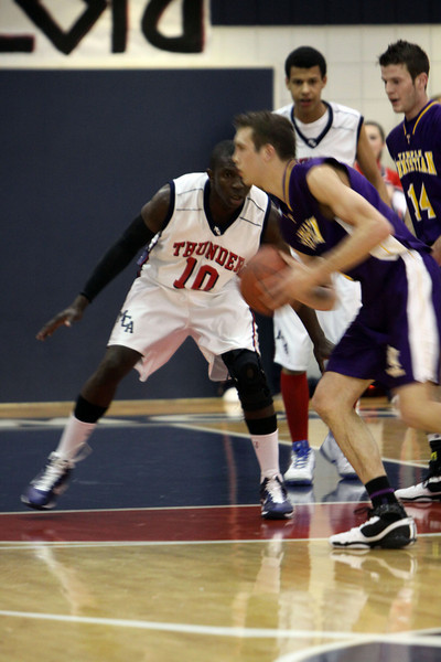 02-26-11 Monclova Christian Varsity Boys Basketball