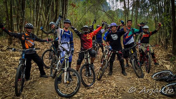Central Java November 2015