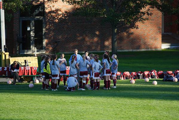 Taft Girls Varsity Soccer 10-4-08