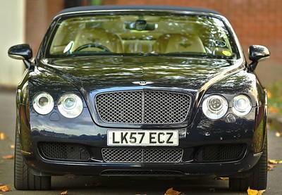2007 Bentley GTC LK57ECZ