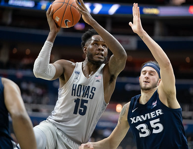 Georgetown Hoyas Defeats Xavier 80-73 (1/31/19)