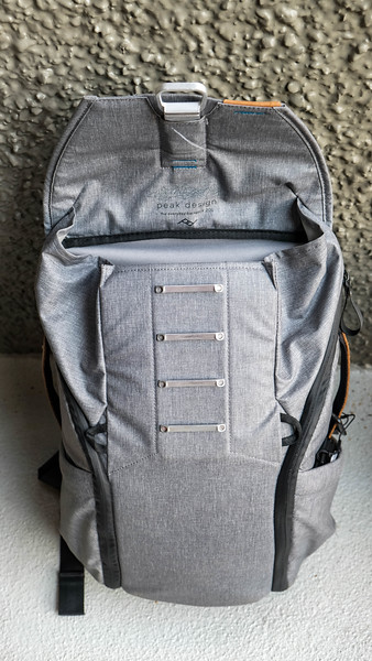 Peak Design Everyday Backpack 20L - Camera Laptop Bag