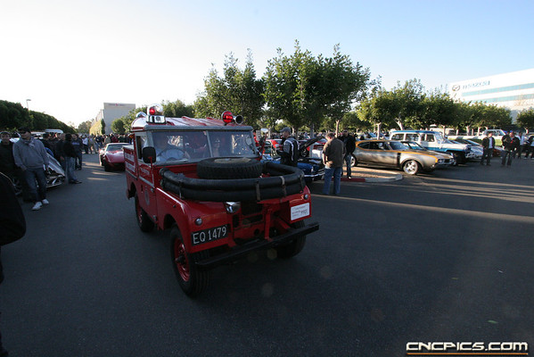 Cars and Coffee Irvine, January 28th 2012