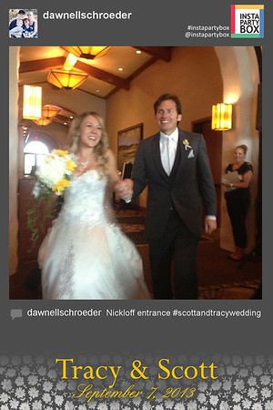 Scott & Tracy's Wedding