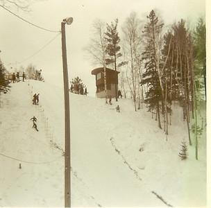 Cloquet Ski Jump:  Cloquet, MN: Various Years