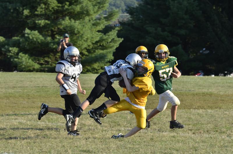 Wildcats vs Raiders Scrimmage 052.JPG