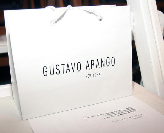 Gustavo Arango Olympus Fashion Week Spring 2007 Fashion Show