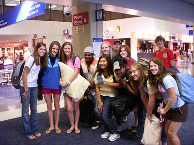 CYF Mission Trip 2008 - Part 1