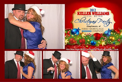 Keller Williams Christmas Party/First Mortgage