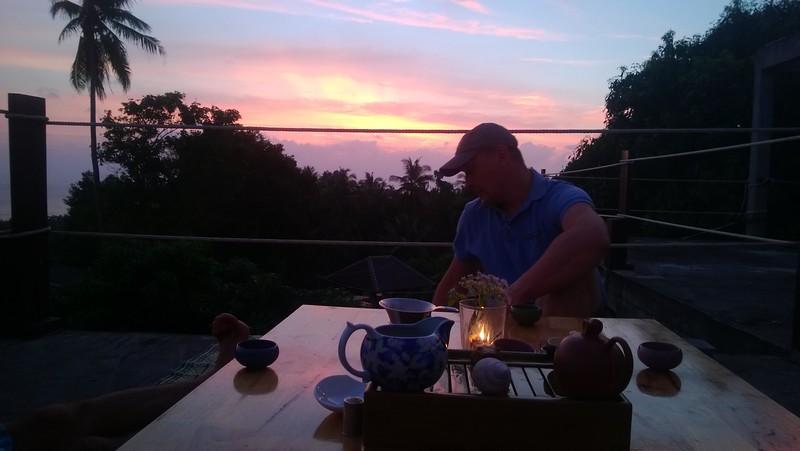2-nd tea House - Alex as a sp-guest