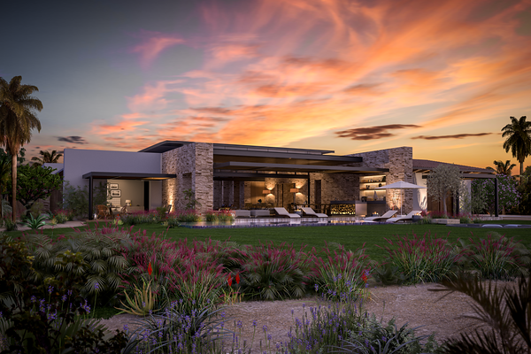 Ritz-Carlton Reserve Residences high Def