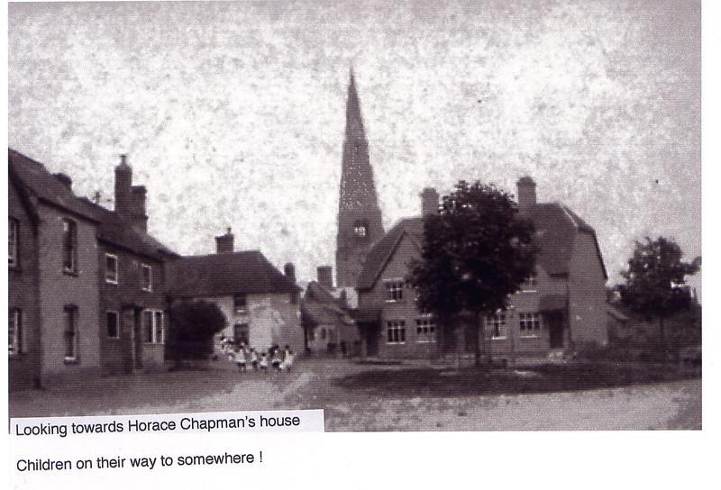 Children near Church Lane Provided by Elizabeth Smith