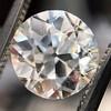 2.35ct Old European Cut Diamond GIA J VS2 6