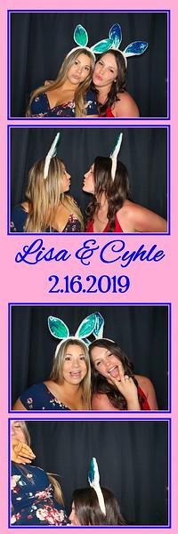 2019.02.16 - Lisa & Cyhle, Venetian Country Club, Venice, FL