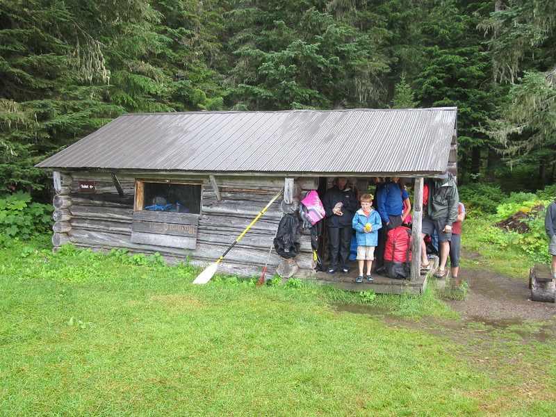 08 03 (17) shelter from storm Isaac R at Cariboo R.JPG