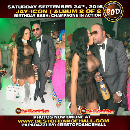 9-24-2016-MANHATTAN-Part 2 Jay Icon Birthday Bash Champagne In Action