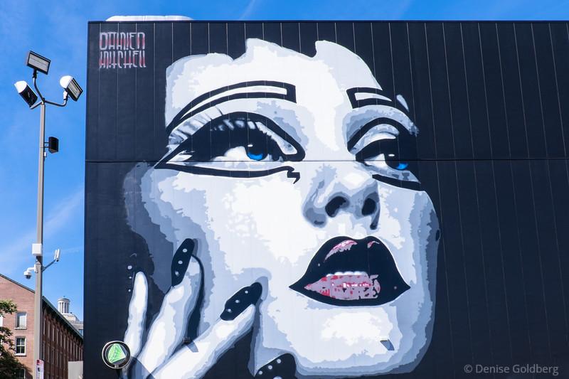 urban art :: Worcester