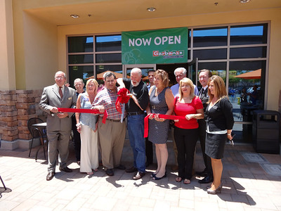 Garbanzo Aliso Viejo Ribbon Cutting
