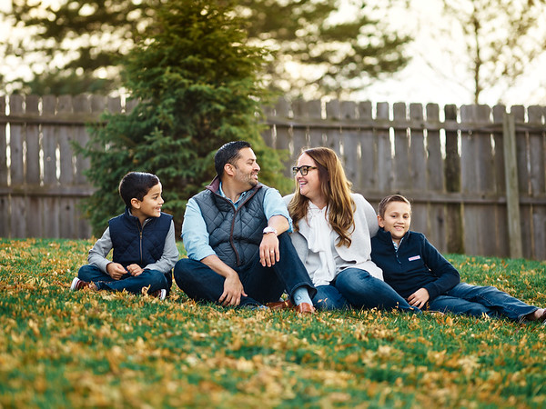 Mukherjee Family 2020