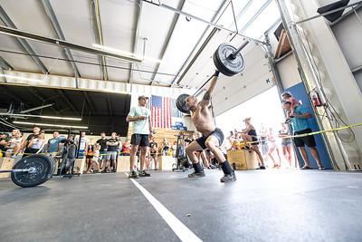 Workout 2 - Men's RX