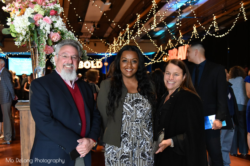 Jonathan Goldman, Brittney Edmondson and Deborah Goldman