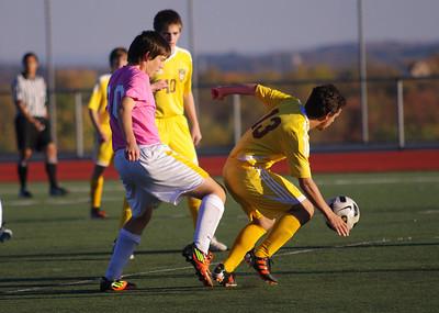2012-10-17 Boys JV vs Greensburg