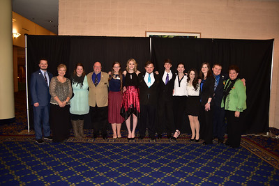 2015 Scholars Reception