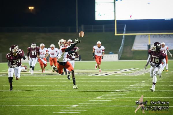 11-15-2014 - Cinco Ranch High School - Football (M) VS Bellaire Ranch High School
