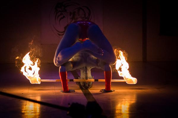 Pyrometheus @ Les Maîtres du Feu 2015