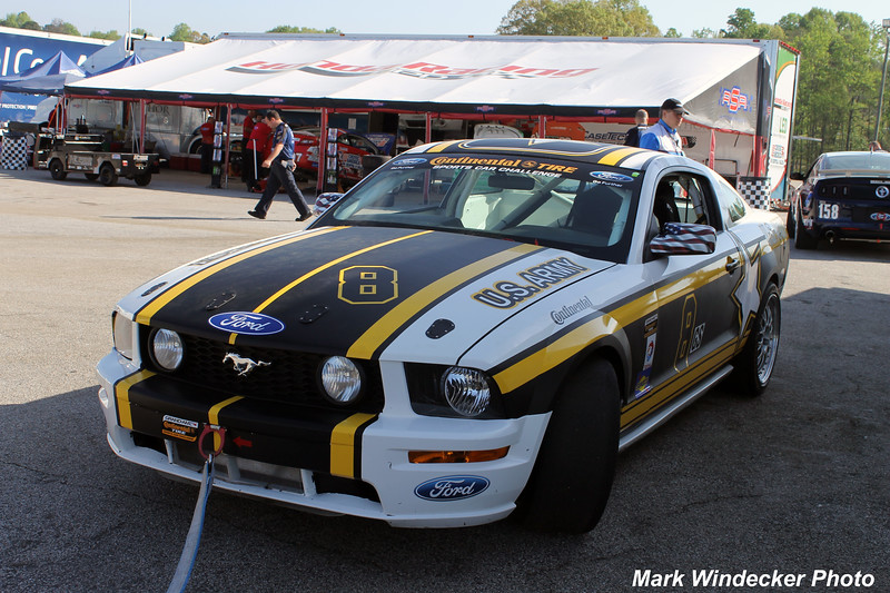 GS-TPN Racing/Blackforest Mustang GT