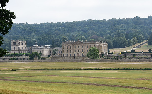 A Day at Chatsworth