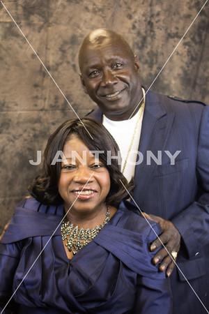 Mr. & Mrs. Jordan