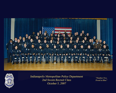 2nd impd recruit class october 2007 class