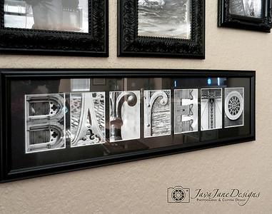 Sample Framing Ideas for Letters