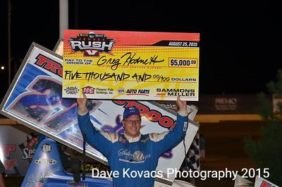New Egypt Speedway - 8-25-15 Jersey Rush V