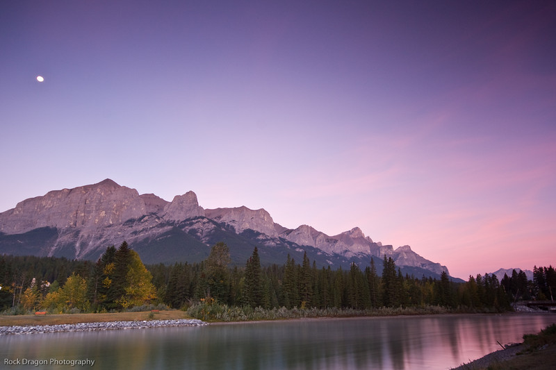 Mount Rundle, Kanaskis Country, Alberta