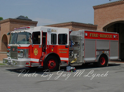 Canandaigua Fire Department