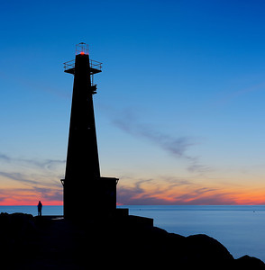 Michigan Lighthouse Guide - Muskegon